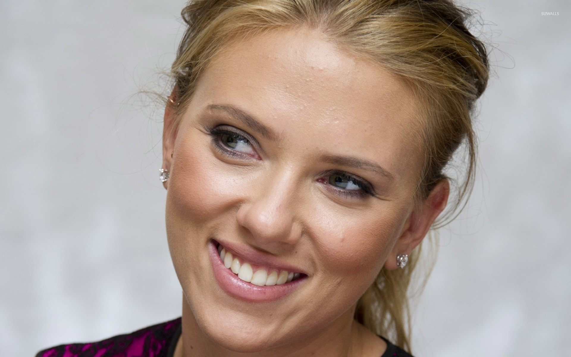 With celebrity scarlett johansson can suggest