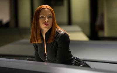 Scarlett Johansson [49] wallpaper
