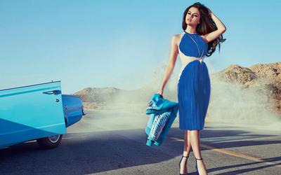 Selena Gomez [28] wallpaper