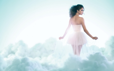 Selena Gomez [18] wallpaper