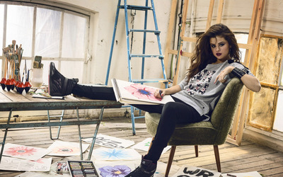 Selena Gomez [68] wallpaper
