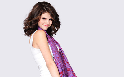 Selena Gomez [30] Wallpaper