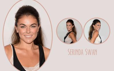 Serinda Swan [4] wallpaper