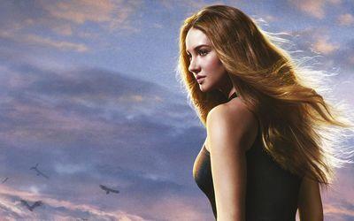 Shailene Woodley [6] Wallpaper