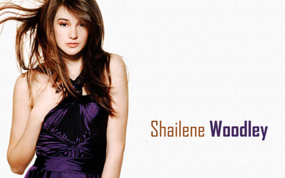 Shailene Woodley [8] wallpaper