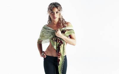 Shakira [25] wallpaper