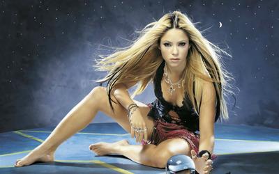 Shakira [15] wallpaper