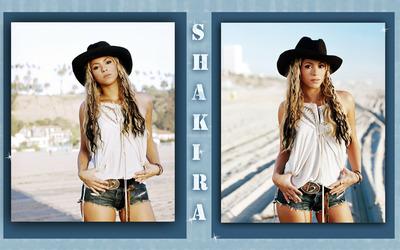 Shakira [43] wallpaper