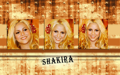 Shakira [45] wallpaper