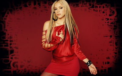 Shakira [20] wallpaper