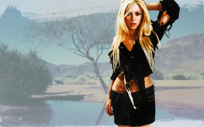 Shakira [32] wallpaper