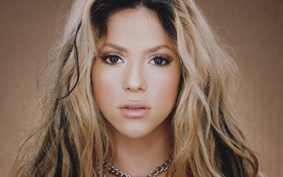 Shakira [44] wallpaper