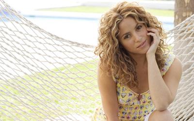 Shakira [35] wallpaper