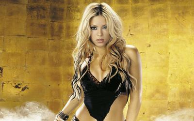 Shakira [5] wallpaper