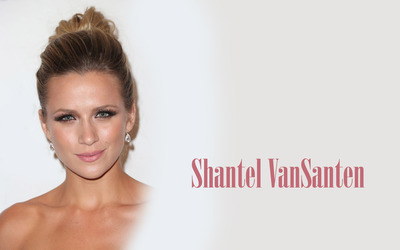 Shantel VanSanten [8] wallpaper