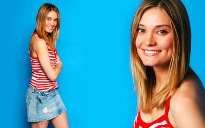 Spencer Grammer wallpaper