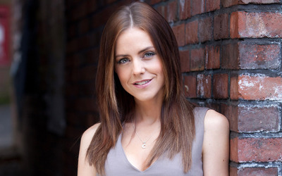 Stephanie Waring wallpaper
