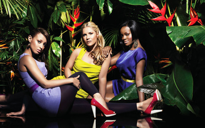 Sugababes [3] wallpaper