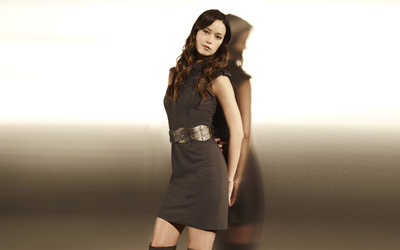 Summer Glau [5] wallpaper