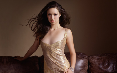 Summer Glau [3] wallpaper