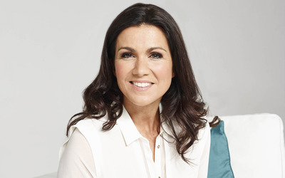 Susanna Reid [4] wallpaper
