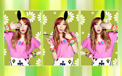 Taeyeon - Girls' Generation [2] wallpaper