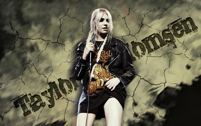 Taylor Momsen [3] wallpaper
