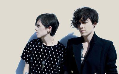 Tegan and Sara [6] wallpaper