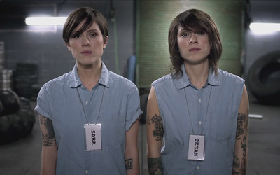Tegan and Sara [7] wallpaper