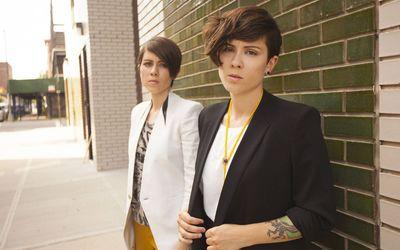 Tegan and Sara [9] wallpaper