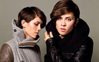 Tegan and Sara [3] wallpaper