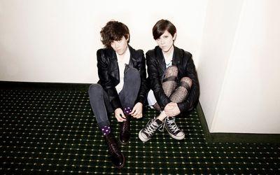 Tegan and Sara [4] wallpaper