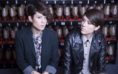 Tegan and Sara [8] wallpaper