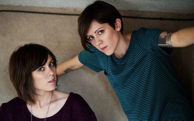 Tegan and Sara wallpaper