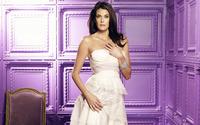 Teri Hatcher in white dress wallpaper 1920x1080 jpg
