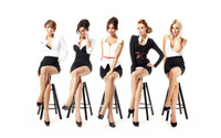 The Saturdays wallpaper 2560x1600 jpg