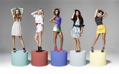 The Saturdays [7] wallpaper