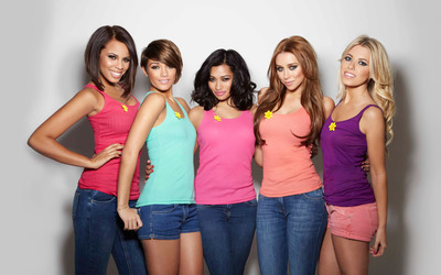 The Saturdays [5] wallpaper