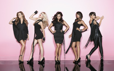 The Saturdays [8] wallpaper