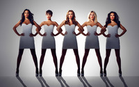 The Saturdays [6] wallpaper 2560x1600 jpg