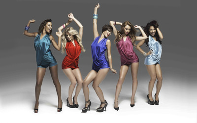 The Saturdays [2] wallpaper