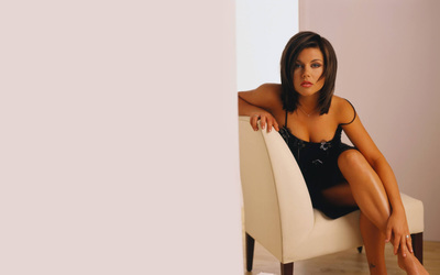 Tiffani-Amber Thiessen wallpaper