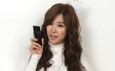 Tiffany - Girls' Generation wallpaper