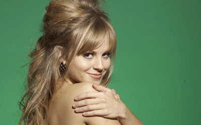Tina O'Brien [36] wallpaper