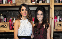 Vanessa Hudgens and Nikki Reed wallpaper 1920x1200 jpg