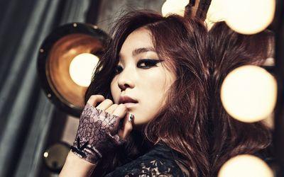 Yoon Bora - Sistar [3] wallpaper