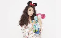 Yoon Bora - Sistar [2] wallpaper 1920x1200 jpg