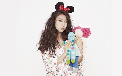 Yoon Bora - Sistar [2] wallpaper