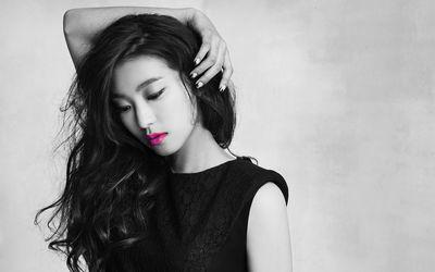 Yoon Bora - Sistar wallpaper
