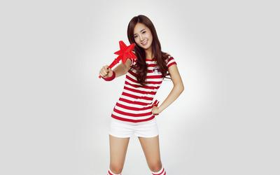 Yuri - Girls' Generation wallpaper